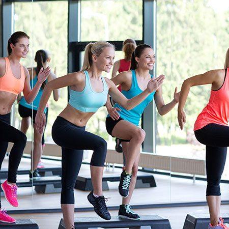 <strong>5 Sali de aerobic</strong>