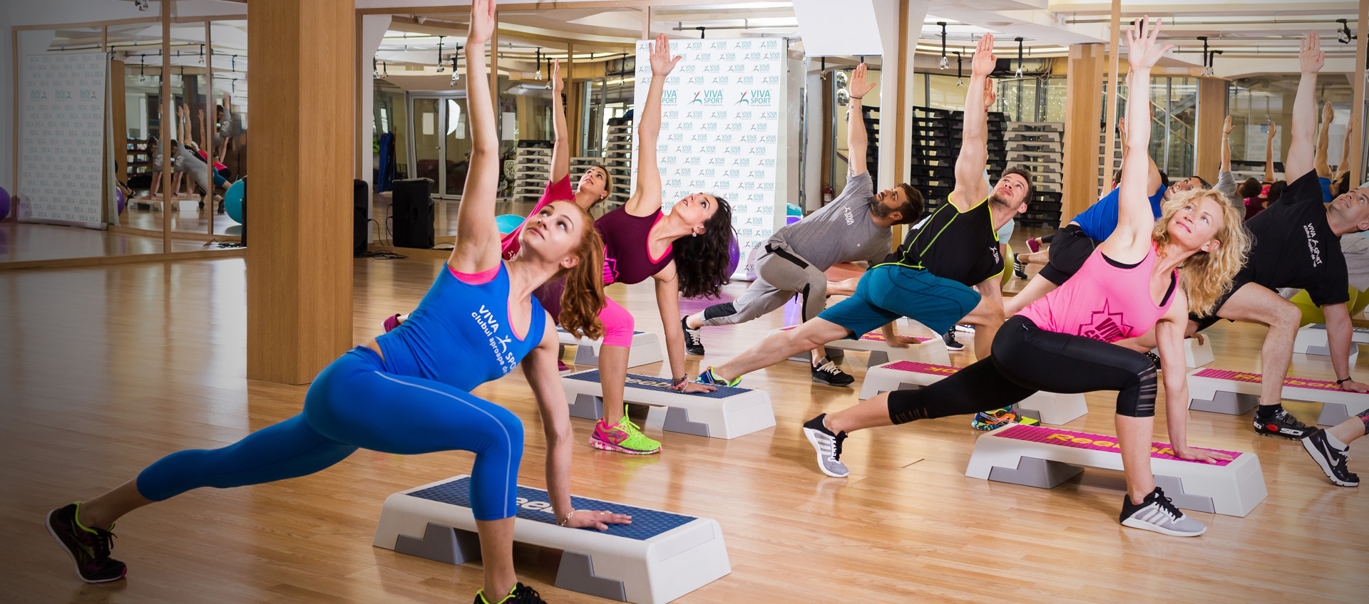 viva sport club piscina fitness aerobic activitati copii. Black Bedroom Furniture Sets. Home Design Ideas