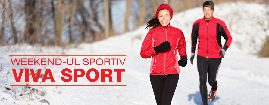 Weekend-ul Sportiv Viva Sport