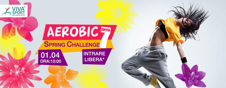 Aerobic Spring Challenge 7