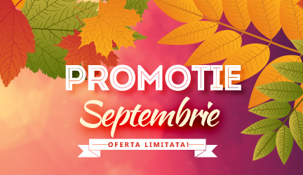 Promotie Septembrie